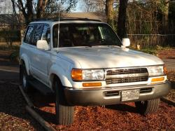 DealerDimensions 1994 Toyota Land Cruiser