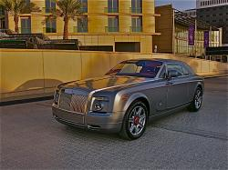 Rolls Royce Phantom Coupe Limited Edition Grey Matte