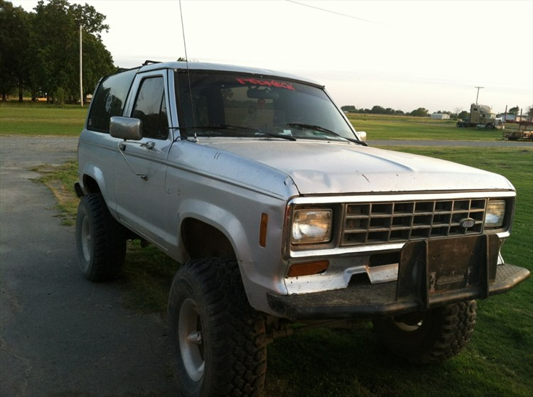 Ford Bronco Car Covers >> 1987 Ford bronco ii seats