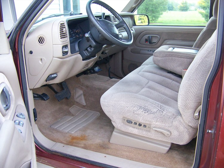 ColinD10 1998 Chevrolet Silverado (Classic) 1500 Extended ...