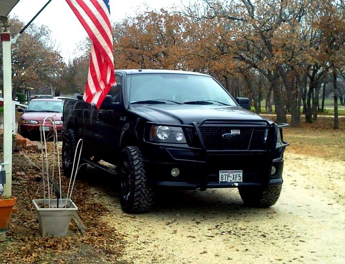 Another krizzle17 2007 Ford F150 Regular Cab post1371676 by