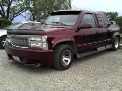 Junior-Aguirre 1997 Chevrolet 1500 Extended Cab