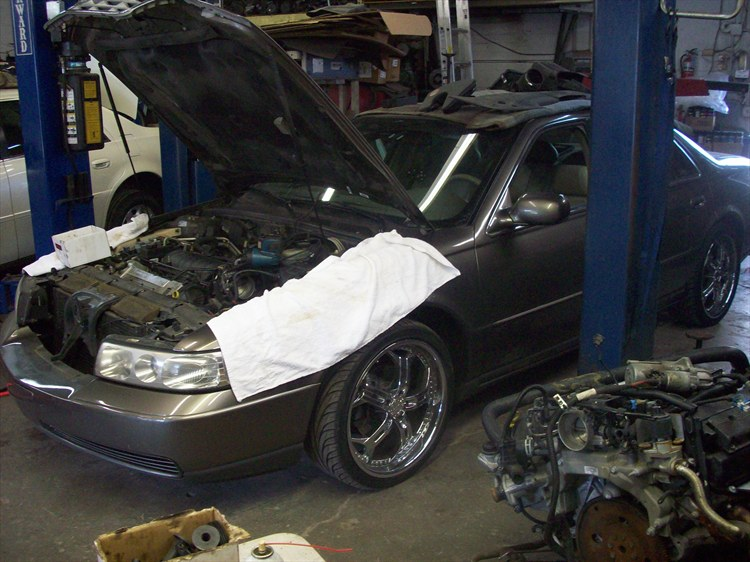 ThumperPup 2000 Cadillac Seville