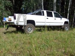 96 chev 454sc 4d 1996 Chevrolet 3500 Extended Cab