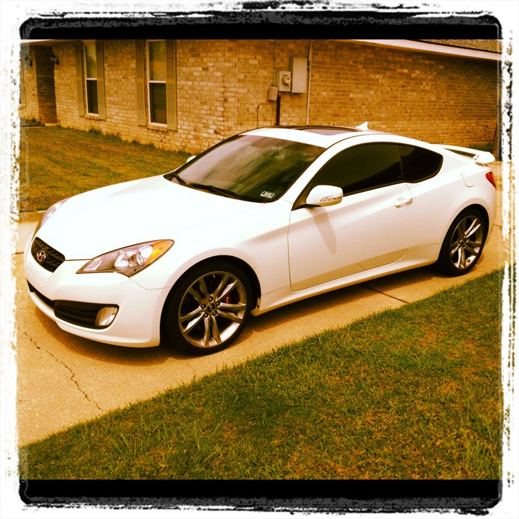 jlslim504 39 s 2011 hyundai genesis coupe 3 8 track coupe 2d in abilene new orleans tx. Black Bedroom Furniture Sets. Home Design Ideas