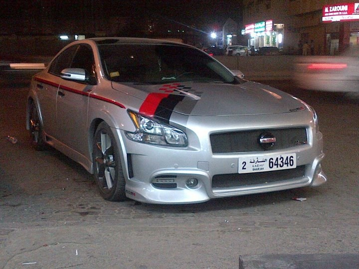 tiida8228 2011 Nissan Maxima Specs, Photos, Modification Info at