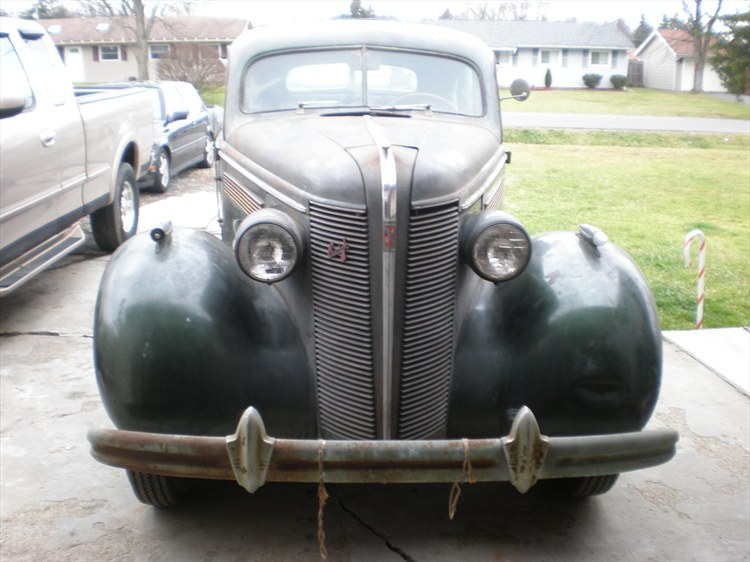 teggy33 1937 Buick Special