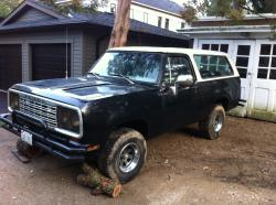 Rosedawg 1977 Dodge Ramcharger