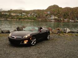 vapor shelby 2007 Saturn SKY