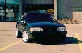 Tanky74 1990 Ford Mustang
