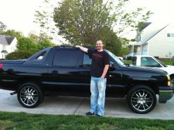 The8th1der 2005 Chevrolet Avalanche 2500