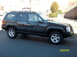 MonaDeRio 1998 Jeep Grand Cherokee