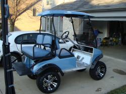 big boy golf cart