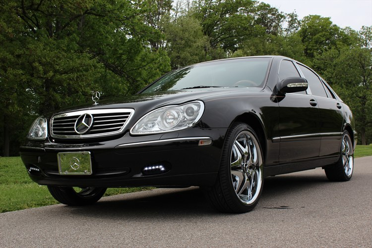 Another madlmusic 2000 Mercedes-Benz S-Class post... - 15726782