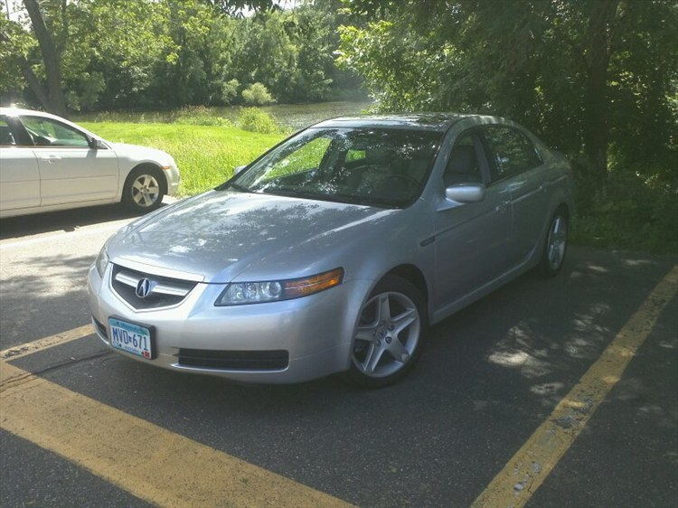 me1208 39 s 2004 acura tl in brooklyn center mn. Black Bedroom Furniture Sets. Home Design Ideas