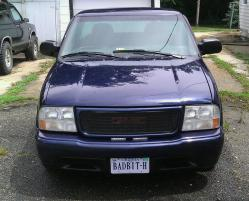 Lindsay-Jacques 2000 GMC Sonoma Regular Cab