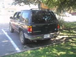 darthsvt 1996 Ford Explorer