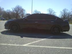BLack OUT 2009 Nissan Altima