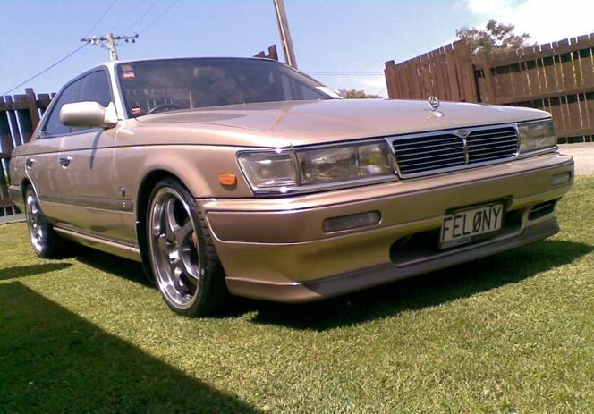 Another hstlvc 1989 Nissan Laurel post... - 15376737