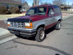 chandlerclay 1989 Ford Bronco II