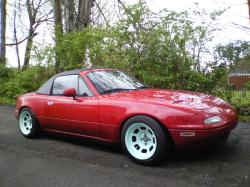 mark_mck15 1991 Mazda Miata MX-5
