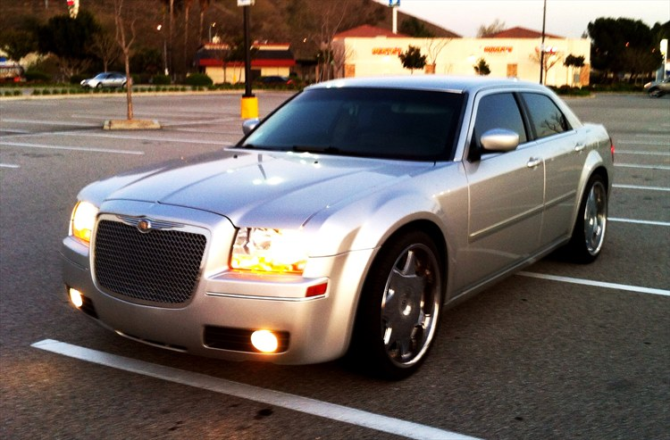 rd62rdstr 2006 Chrysler 300