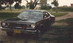 JUmbreit 1972 Plymouth Duster