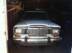Jeeps-one-andall 1984 Jeep Grand Wagoneer