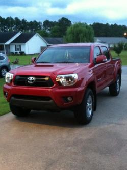 thedrummer2009 2012 Toyota Tacoma Double Cab