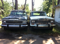 Jeep > Grand Wagoneer > 1985 > Jeeps-one-andall's Jeep Grand Wagoneer