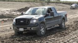 Defer 2007 Ford F150 Super Cab
