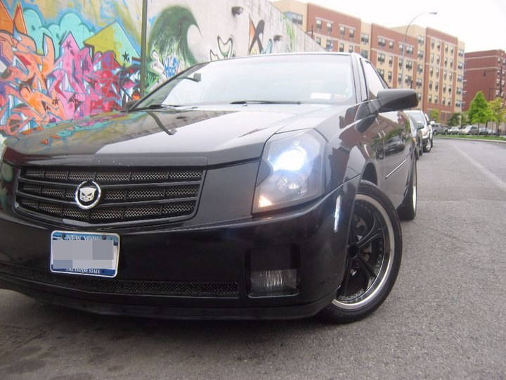 Another odthetruth 2003 Cadillac CTS post... - 15457784
