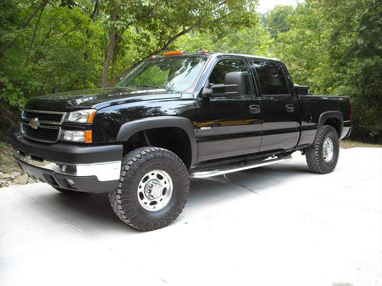 yellowfiero88 2006 chevrolet silverado classic 2500 hd crew cab specs photos modification. Black Bedroom Furniture Sets. Home Design Ideas
