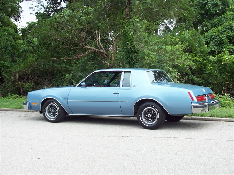 iamdaver1 1980 Buick Regal 18833574