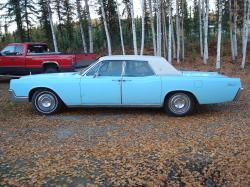 ak12valve 1967 Lincoln Continental
