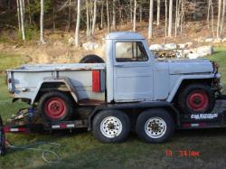 willy2 1948 Willys Pickup