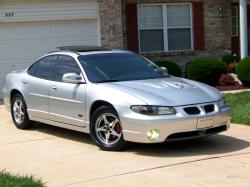 Warbeavers 2002 Pontiac Grand Prix 