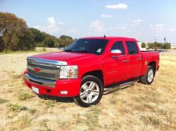 The_Enforcer_214 2009 Chevrolet Silverado 1500 Crew Cab