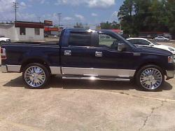 mrbigdaddy39773's 2005 Ford F150 SuperCrew Cab