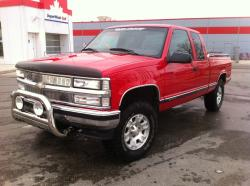 Johnston67 1998 Chevrolet 1500 Extended Cab