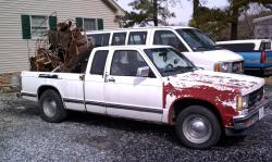 1987 Chevrolet S10 Extended Cab