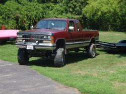 bigred89chevy 1989 Chevrolet 1500 Extended Cab