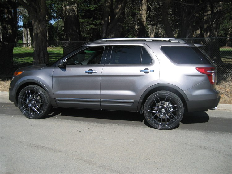 Cvillanu 2012 Ford Explorerlimited Specs Photos