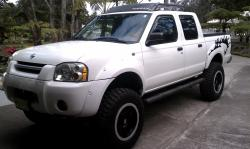 poi_dog 2004 Nissan Frontier Crew Cab