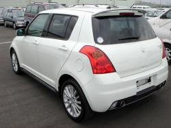 salman_speeder 2009 Suzuki Swift