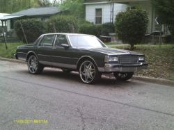 box n on 4s 1988 Chevrolet Caprice Classic