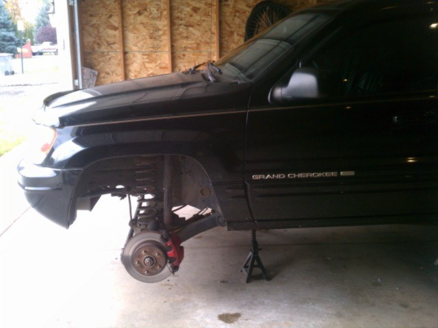 Another johnnywang 1999 Jeep Grand Cherokee post... - 15399744