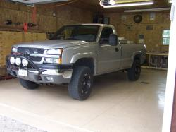 dynocompe1990 2005 Chevrolet Silverado 1500 Regular Cab
