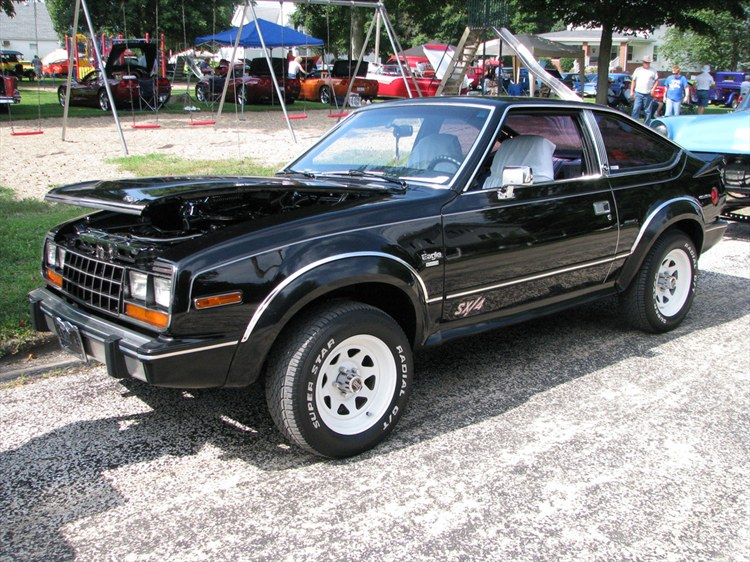 nickspyder27 1983 AMC Eagle 18818326