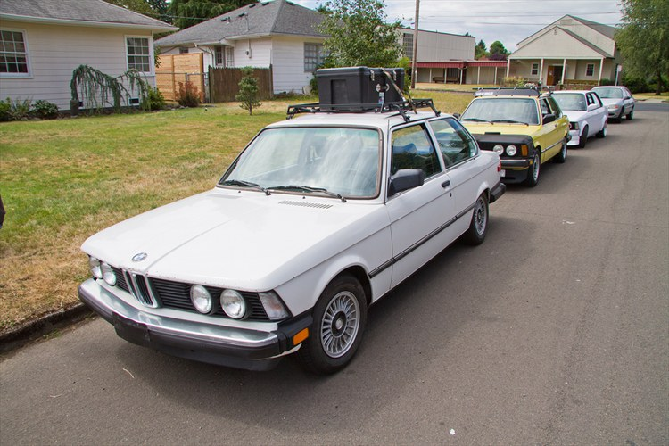 Twelvizm 1981 BMW 3 Series 15969727